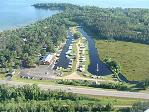 Stony Point Resort, Cass Lake, MN
